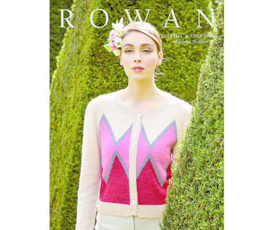 Rowan Rowan magazine 69