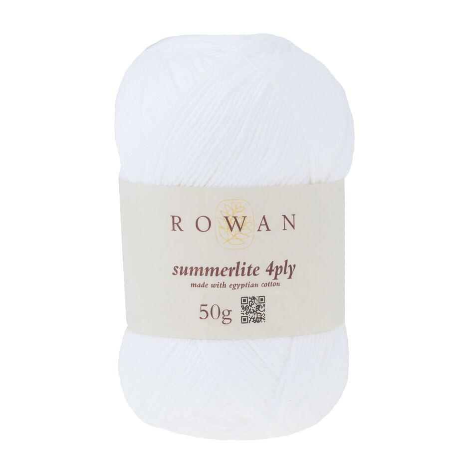 Rowan Summerlite 4 Ply - 417 - Pure White