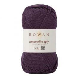 Rowan Summerlite 4 Ply - 432 - Aubergine