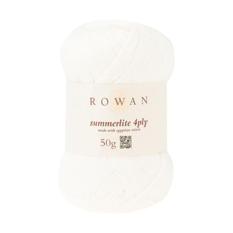 Rowan Summerlite 4 Ply - 436 - Ecru