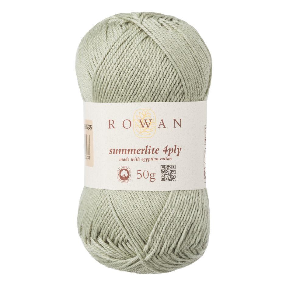 Rowan Summerlite 4 Ply - 445 - Green Bay