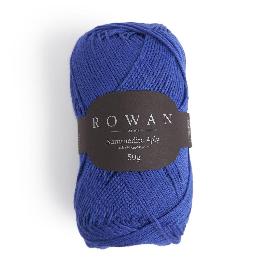 Rowan Summerlite 4 Ply - 447 - Cobalt