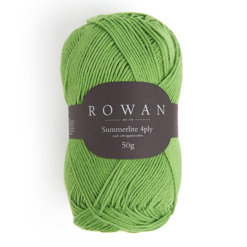 Rowan Summerlite 4 Ply - 448 - Basil