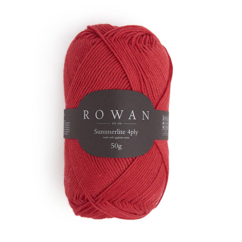 Rowan Summerlite 4 Ply - 450 - Chili