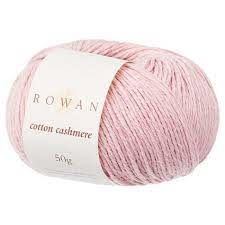 Rowan Cotton Cashmere - 216 - Pearly Pink