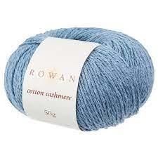 Rowan Cotton Cashmere - 223 - Harbor Blue