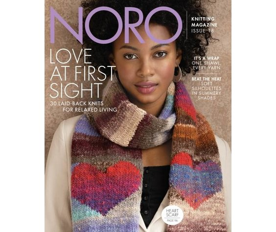 Noro Noro magazine - 18
