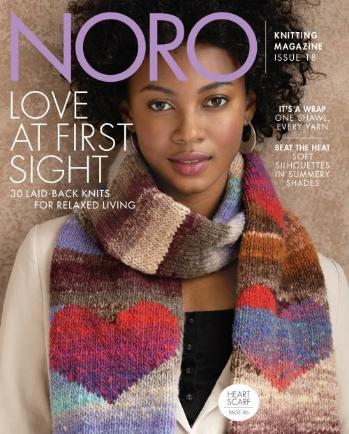 Noro Noro Magazine - Issue 18