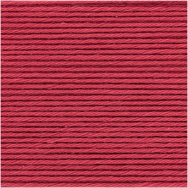 Rico Rico Baby Cotton Soft - 067 - Framboos