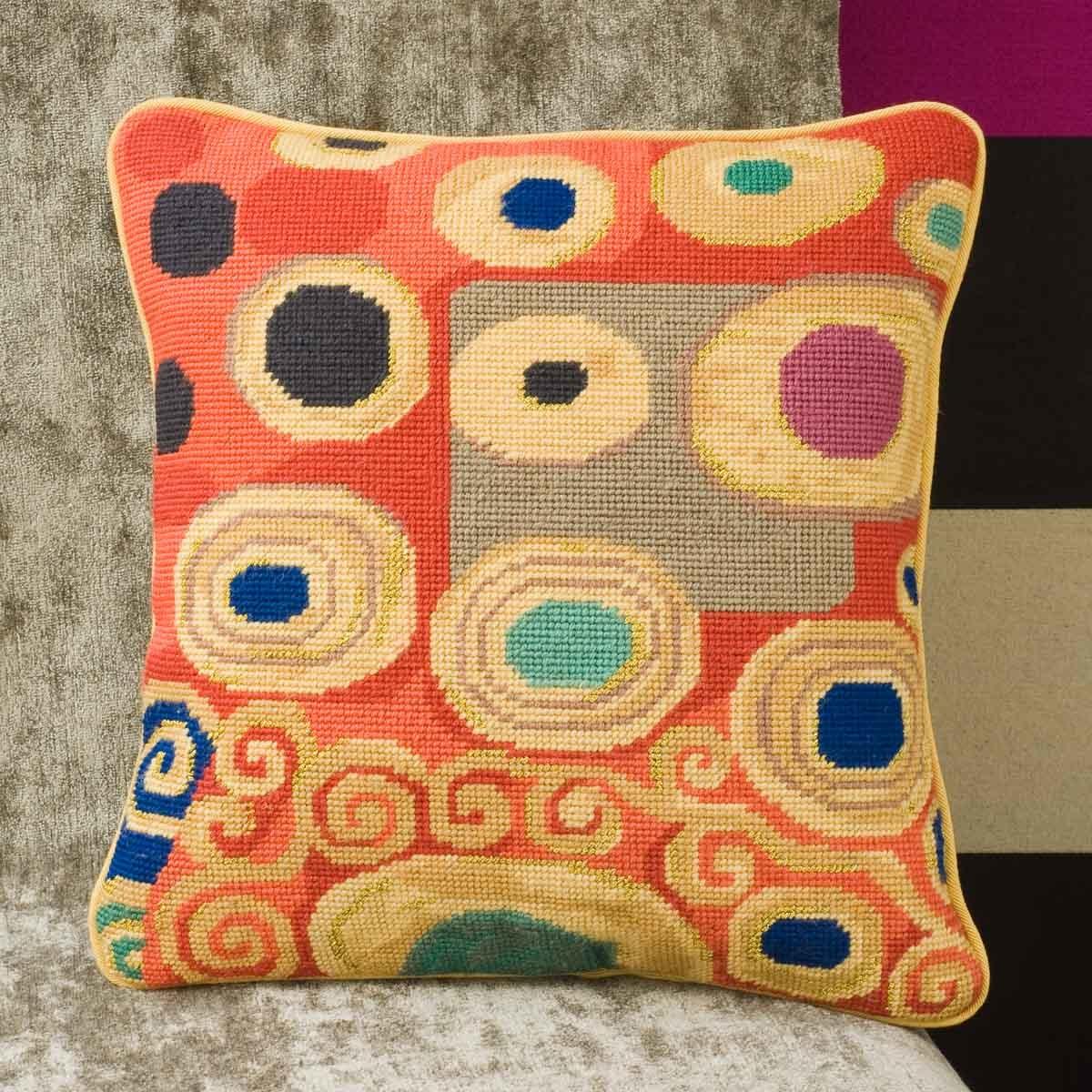 Ehrman Klimt Saffron