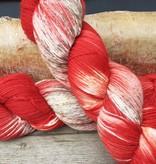 Knitting Fever Indulgance FIngering Handdyed - 07 - Moulin Rose