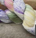 Knitting Fever Indulgance FIngering Handdyed - 14 - Gold Coast