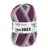 Lang Yarns Twinnsoxxcolor - 318 - Chile