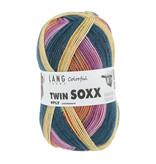 Lang Yarns Twinnsoxxcolor - 319 - Ecuador