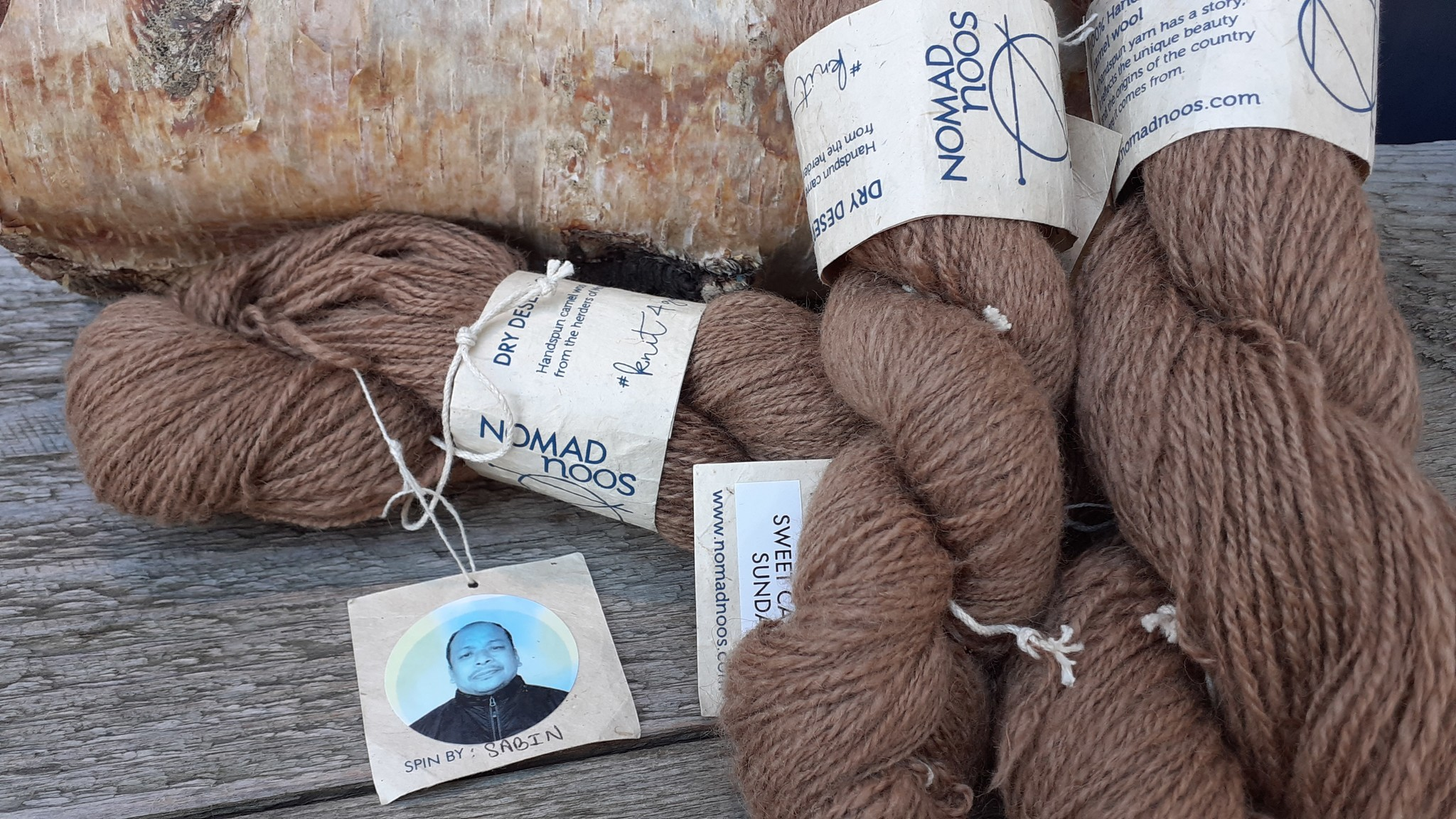 Nomad Noos Dry Dessert Camel - Sweet Caramel Sunday