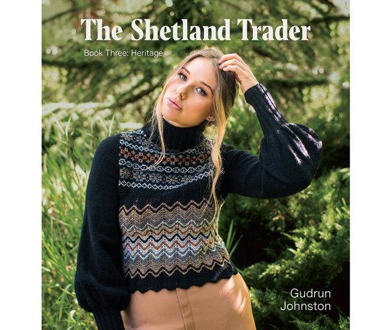 pompom quarterly The Shetland trader  - Preorder 14 -10-2021