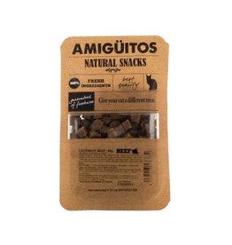 Amiguitos Amiguitos Catsnack Beef 100 gram