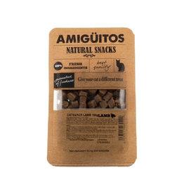 Amiguitos Amiguitos Catsnack Lamb 100 gram