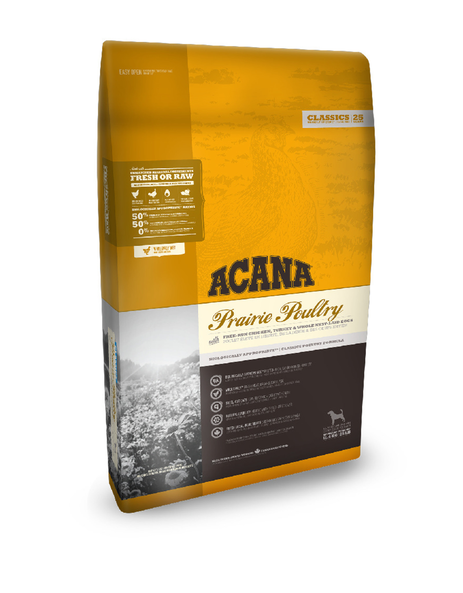 Acana Acana CLASSICS Prairie Poultry 11.4 kg