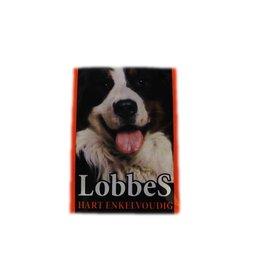 Lobbes Lobbes Vlees (rund) enkelvoudig 400 gram