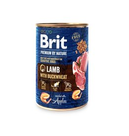 Brit Brit Can Lamb with Buckweit 400 gram