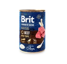 Brit Can Beef with Tripe 400 gram