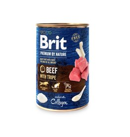 Brit Brit Can Beef with Tripe 400 gram