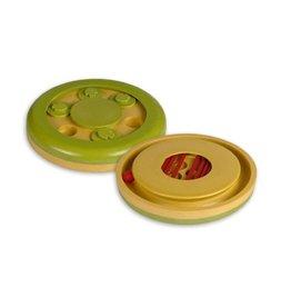 Trainingsspel Shuffle kat. Groen, geel.