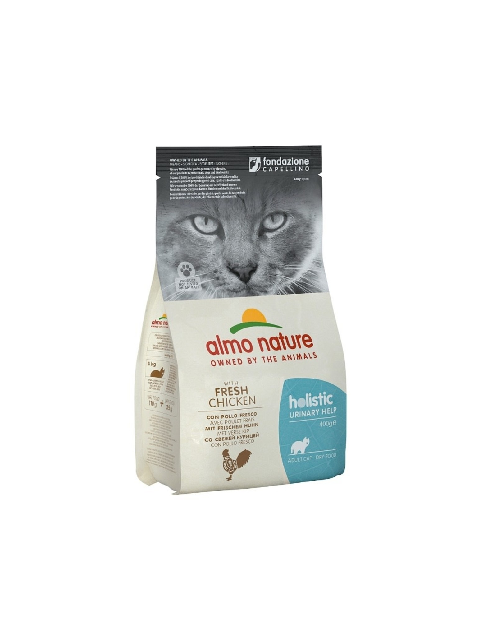 Almo Nature Almo Nature Holistic Droogvoer Urinary Help 400g