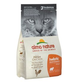 Almo Nature Almo Nature Kat Holistic Droogvoer Adult Kip 2kg