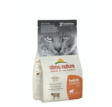 Almo Nature Kat Holistic Droogvoer Adult Rund 2 kg