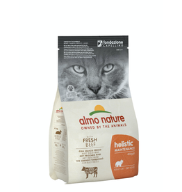 Almo Nature Almo Nature Kat Holistic Droogvoer Adult Rund 2 kg