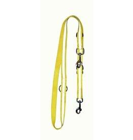 Reflecterende riem geel 25mm