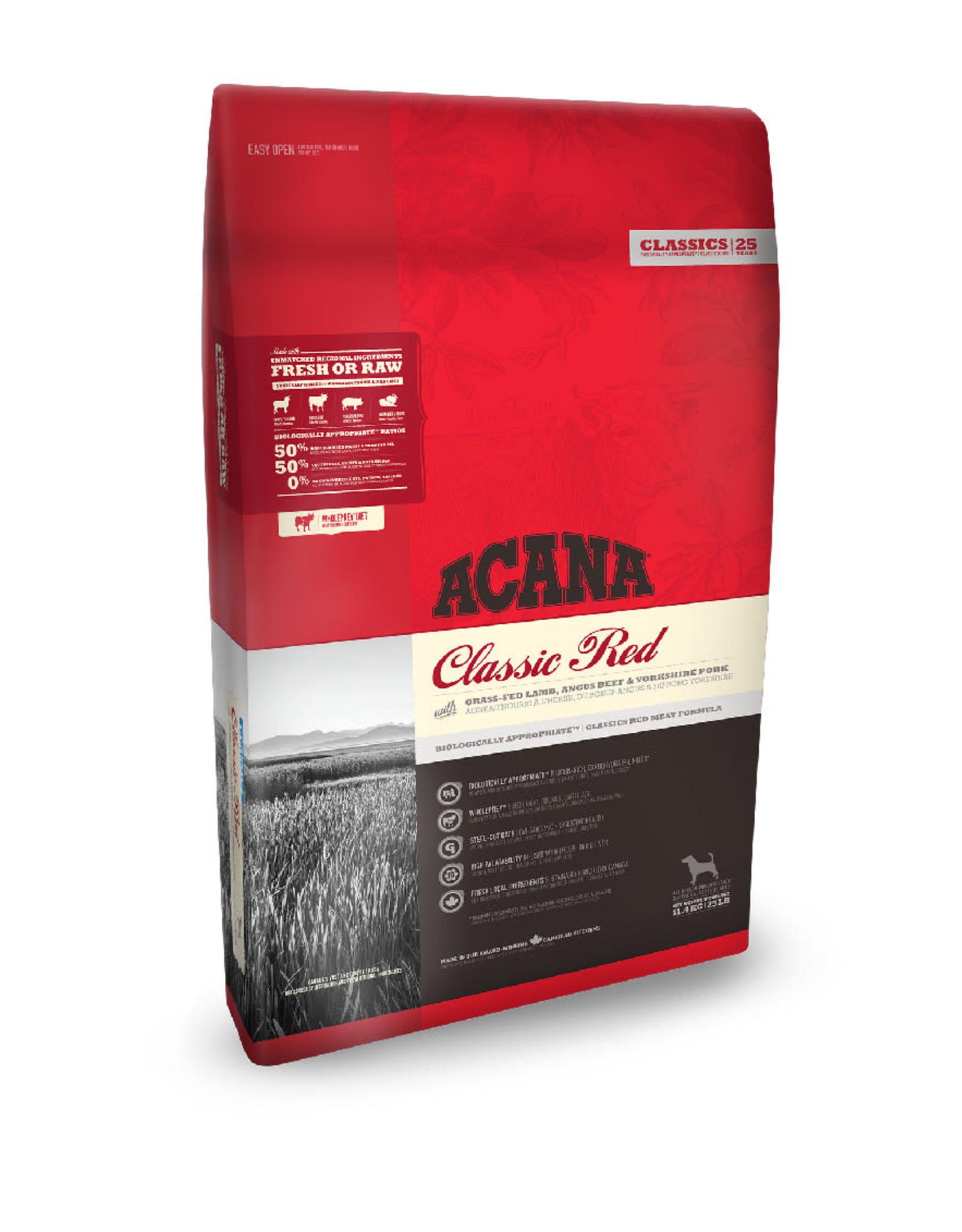 Acana Acana CLASSICS Classic Red 11.4 kg