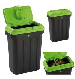Maelson DRY BOX™ 15 Voercontainer Groen/zwart