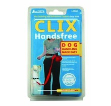 Clix Handsfree Heupgordel Small Zwart