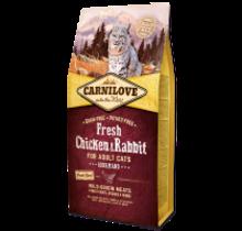 Fresh Chicken & Rabbit 400 gram