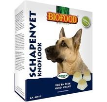 Biofood Schapenvet - knoflook bonbons