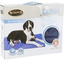 Scruffs Koelmat Hond - Blauw - XL: 120 x 75 cm