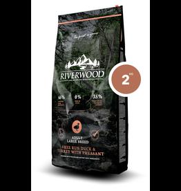 Riverwood Riverwood Adult Large Breed Free Run Duck, Turkey & Pheasant 2kg