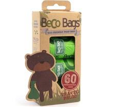 Beco Bags - Travel Pack - 60 poepzakjes (4 x 15)