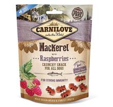 Crunchy Snack Mackerel with Raspberries 200 gram