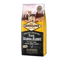 Carnilove Dog Fresh Chicken & Rabbit 12 kg