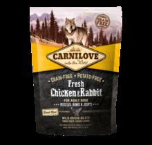 Carnilove Dog Fresh Chicken & Rabbit 1,5 kg