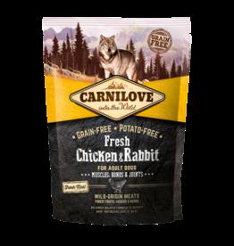 Carnilove Carnilove Dog Fresh Chicken & Rabbit 1,5 kg