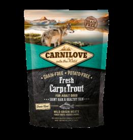Carnilove Carnilove Dog Fresh Carper en Trout 1,5 kg