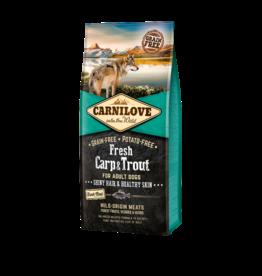 Carnilove Carnilove Dog Fresh Carper & Trout 12 kg