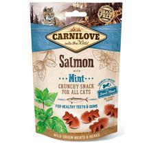 Carnilove (kat) Crunchy Zalm met Mint 50 gram