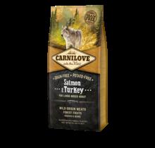 Carnilove Salmon & Turkey Large Breed 12 kg