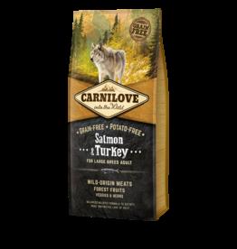 Carnilove Carnilove Salmon & Turkey Large Breed 12 kg